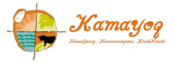 Click here to return to Kamayoq Home Page